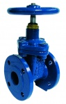 FLAT GATE VALVE FOR WATER