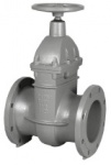 FLAT WEDGE GATE VALVE FOR GAS