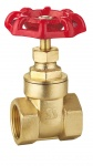 THREADED BRASS GATE TYPE LIGHT FOR WATER